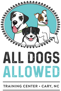 All Dogs Allowed Logo